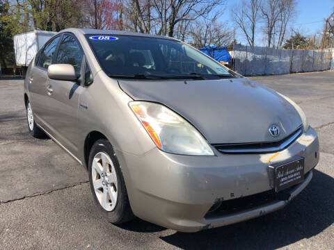 2008 Toyota Prius for sale at PARK AVENUE AUTOS in Collingswood NJ