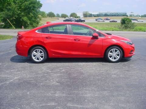 2017 Chevrolet Cruze for sale at Westview Motors in Hillsboro OH