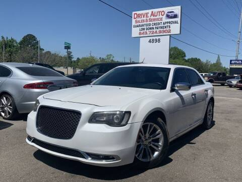 2015 Chrysler 300 for sale at Drive Auto Sales & Service, LLC. in North Charleston SC