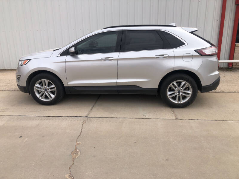 2016 Ford Edge for sale at WESTERN MOTOR COMPANY in Hobbs NM