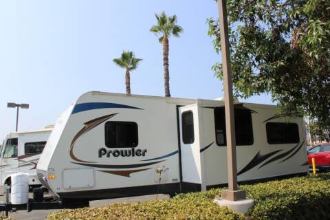 2012 Heartland Prowler 26PRLS for sale at Rancho Santa Margarita RV in Rancho Santa Margarita CA