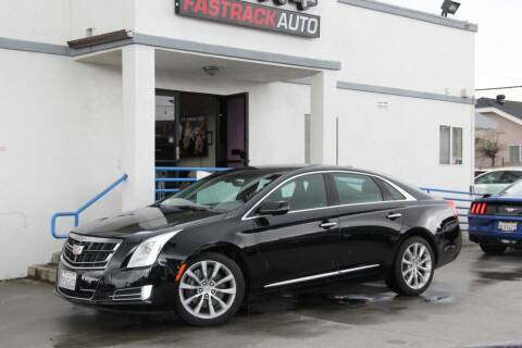 2016 Cadillac XTS for sale at Fastrack Auto Inc in Rosemead CA