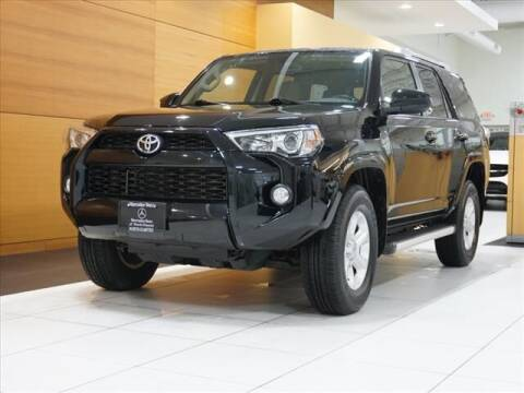 2016 Toyota 4Runner for sale at Mercedes-Benz of North Olmsted in North Olmstead OH