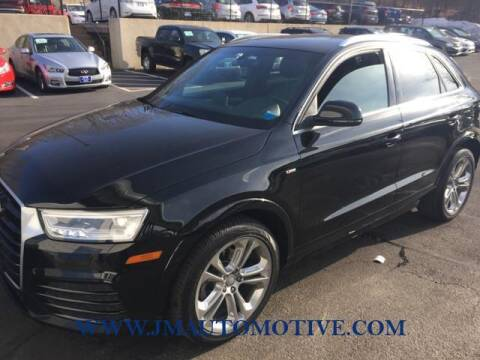 2016 Audi Q3 for sale at J & M Automotive in Naugatuck CT