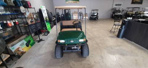 2012 E-Z-GO SportHauler for sale at ADVENTURE GOLF CARS in Southlake TX