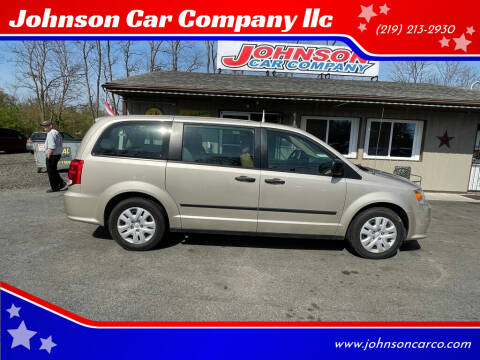 2013 Dodge Grand Caravan for sale at Johnson Car Company llc in Crown Point IN