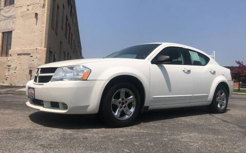 2010 Dodge Avenger for sale at Budget Auto Sales Inc. in Sheboygan WI