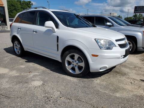 2014 Chevrolet Captiva Sport for sale at Ron's Used Cars in Sumter SC