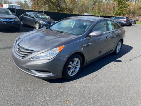2011 Hyundai Sonata for sale at Suburban Wrench in Pennington NJ