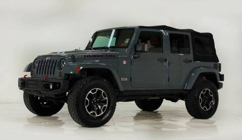 2013 Jeep Wrangler Unlimited for sale at Houston Auto Credit in Houston TX