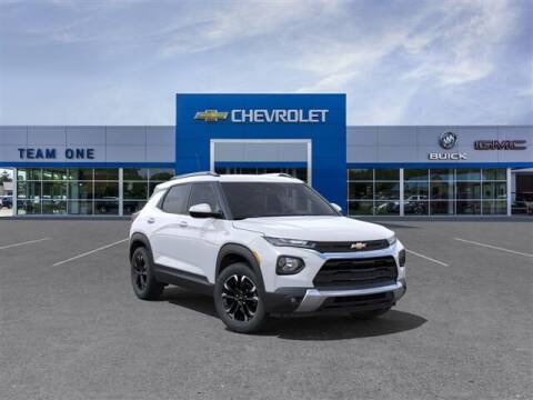 2022 Chevrolet TrailBlazer for sale at TEAM ONE CHEVROLET BUICK GMC in Charlotte MI