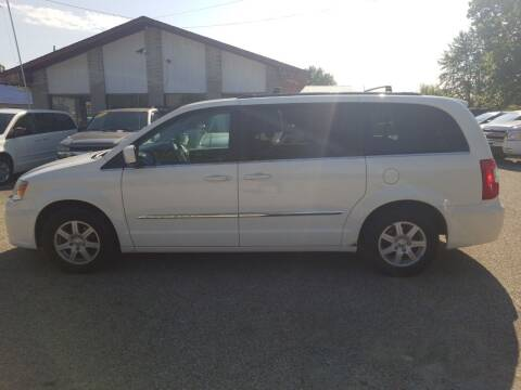 2011 Chrysler Town and Country for sale at David Shiveley in Mount Orab OH