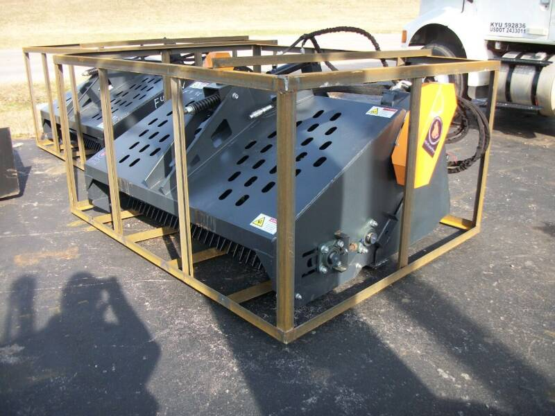2020 Wolverine Skidsteer  Rake for sale at Classics Truck and Equipment Sales in Cadiz KY