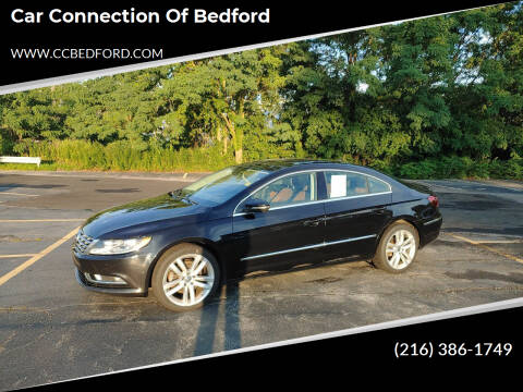 2015 Volkswagen CC for sale at Car Connection of Bedford in Bedford OH