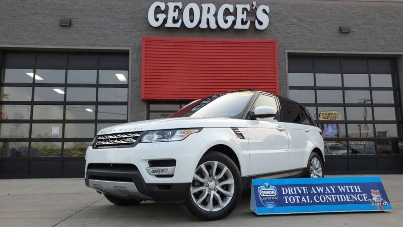 2017 Land Rover Range Rover Sport for sale at George's Used Cars - Pennsylvania & Allen in Brownstown MI