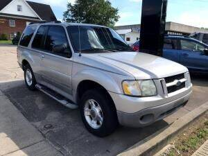 2002 Ford Explorer Sport for sale at Cj king of car loans/JJ's Best Auto Sales in Troy MI
