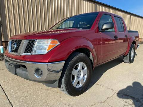 2006 Nissan Frontier for sale at Prime Auto Sales in Uniontown OH