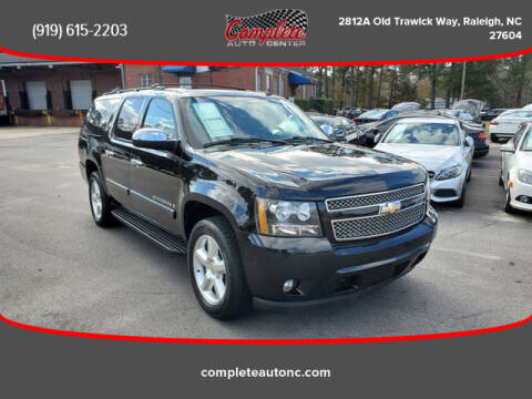 2008 Chevrolet Suburban for sale at Complete Auto Center , Inc in Raleigh NC