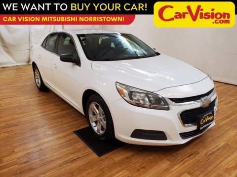 2015 Chevrolet Malibu for sale at Car Vision Mitsubishi Norristown in Trooper PA