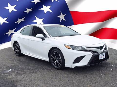 2018 Toyota Camry for sale at Gentilini Motors in Woodbine NJ
