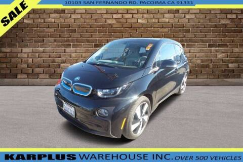 2017 BMW i3 for sale at Karplus Warehouse in Pacoima CA