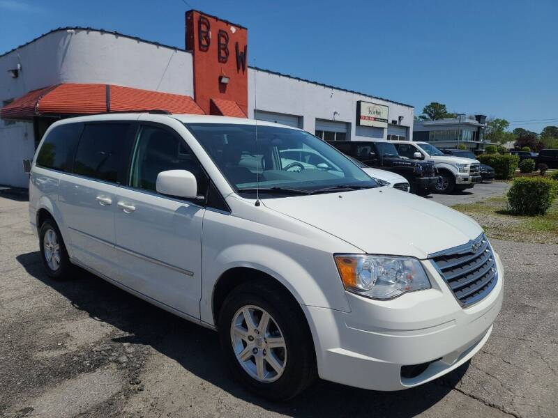 2010 Chrysler Town and Country for sale at Best Buy Wheels in Virginia Beach VA
