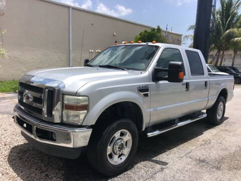 2010 Ford F-250 Super Duty for sale at Florida Cool Cars in Fort Lauderdale FL