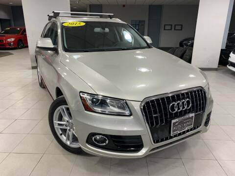 2015 Audi Q5 for sale at Auto Mall of Springfield in Springfield IL