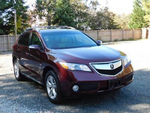 2013 Acura RDX for sale at Prize Auto in Alexandria VA