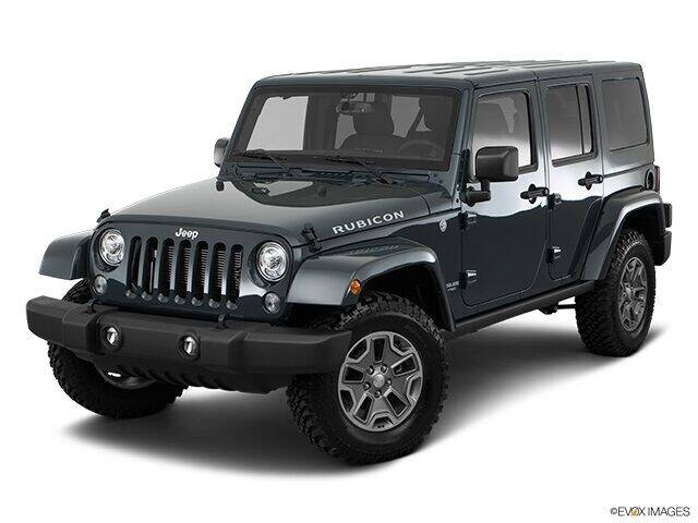 2017 Jeep Wrangler Unlimited for sale at Trinity Motors in Beckley WV