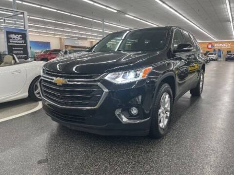 2018 Chevrolet Traverse for sale at Dixie Imports in Fairfield OH
