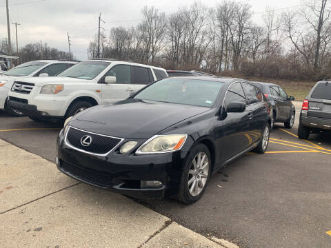 2006 Lexus GS 300 for sale at Ideal Cars in Hamilton OH