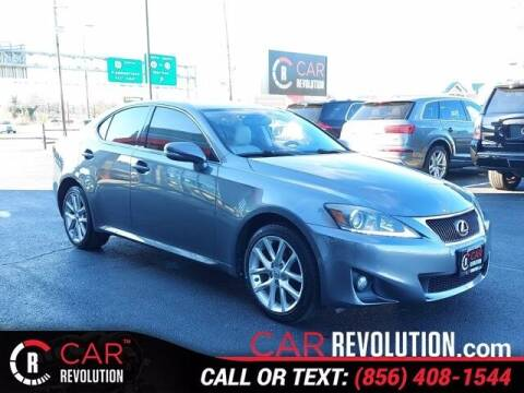 2012 Lexus IS 250 for sale at Car Revolution in Maple Shade NJ