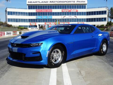 2019 Chevrolet Camaro for sale at Wagner's Classic Cars in Bonner Springs KS