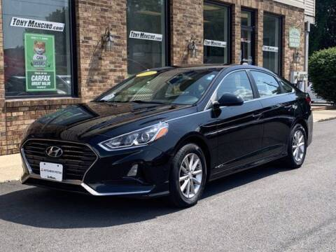 2018 Hyundai Sonata for sale at The King of Credit in Clifton Park NY