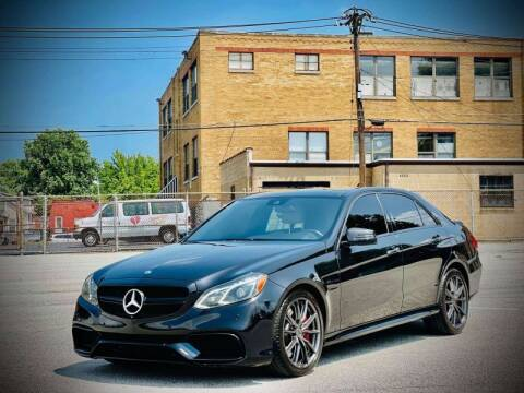 2014 Mercedes-Benz E-Class for sale at ARCH AUTO SALES in Saint Louis MO
