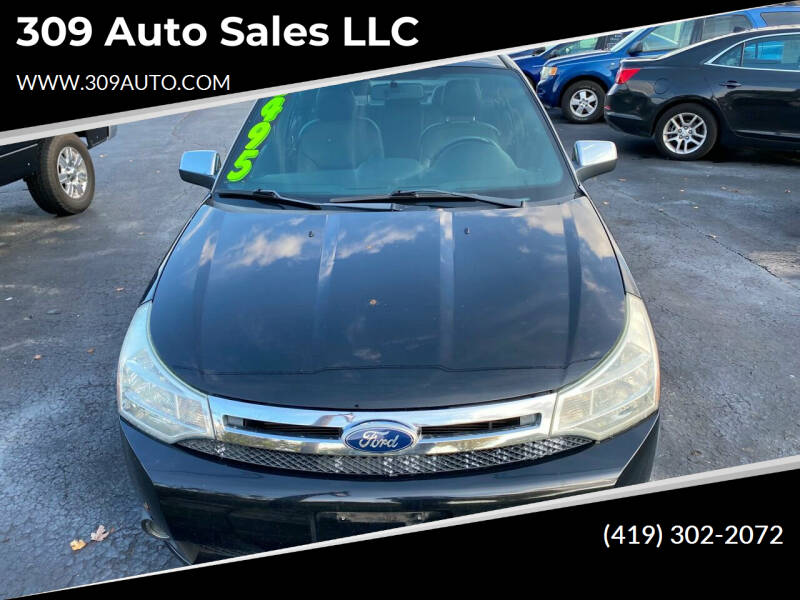 2011 Ford Focus for sale at 309 Auto Sales LLC in Harrod OH