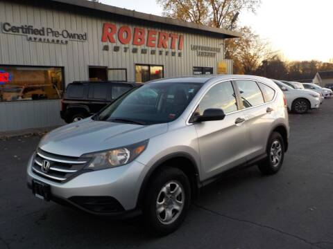 2014 Honda CR-V for sale at Roberti Automotive in Kingston NY