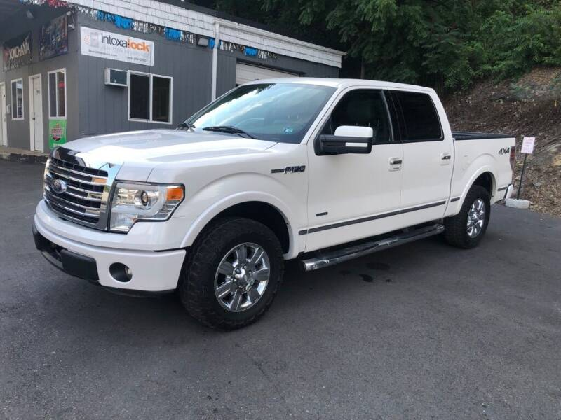 2012 Ford F-150 for sale at Diehl's Auto Sales in Pottsville PA