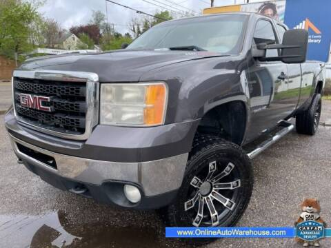 2011 GMC Sierra 3500HD for sale at IMPORTS AUTO GROUP in Akron OH