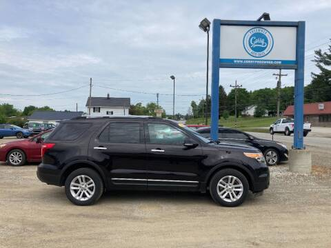 2014 Ford Explorer for sale at Corry Pre Owned Auto Sales in Corry PA