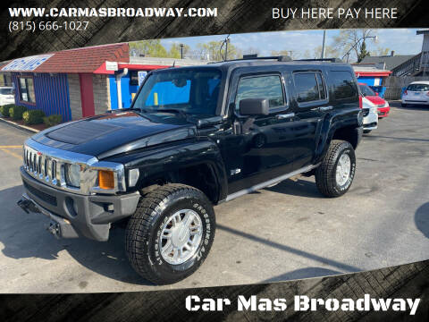 2007 HUMMER H3 for sale at Car Mas Broadway in Crest Hill IL