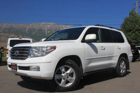 2010 Toyota Land Cruiser for sale at REVOLUTIONARY AUTO in Lindon UT
