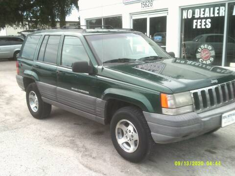 1997 Jeep Grand Cherokee for sale at ROYAL MOTOR SALES LLC in Dover FL