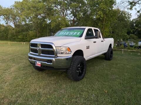 2014 RAM Ram Pickup 2500 for sale at LA PULGA DE AUTOS in Dallas TX