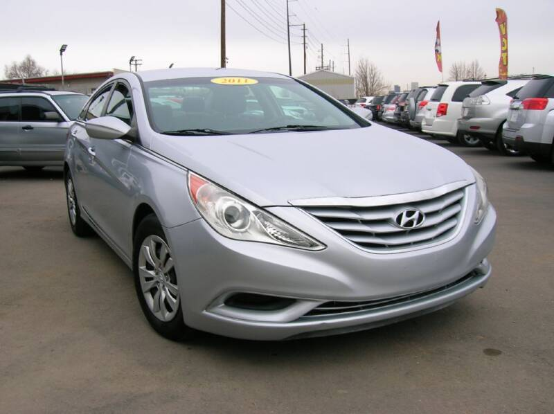 2011 Hyundai Sonata for sale at Avalanche Auto Sales in Denver CO