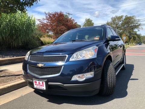 2011 Chevrolet Traverse for sale at M & E Motors in Neptune NJ