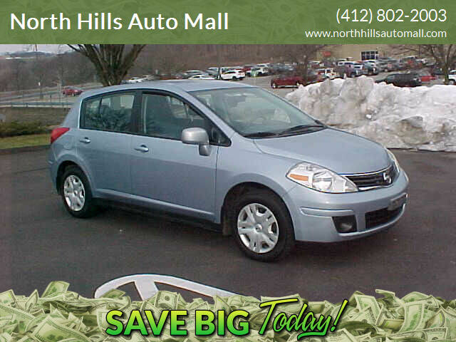 2011 Nissan Versa for sale at North Hills Auto Mall in Pittsburgh PA