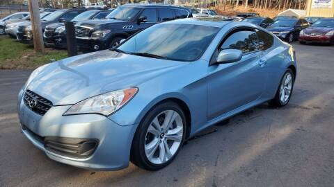 2011 Hyundai Genesis Coupe for sale at GA Auto IMPORTS  LLC in Buford GA