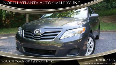 2010 Toyota Camry for sale at North Atlanta Auto Gallery, Inc in Alpharetta GA